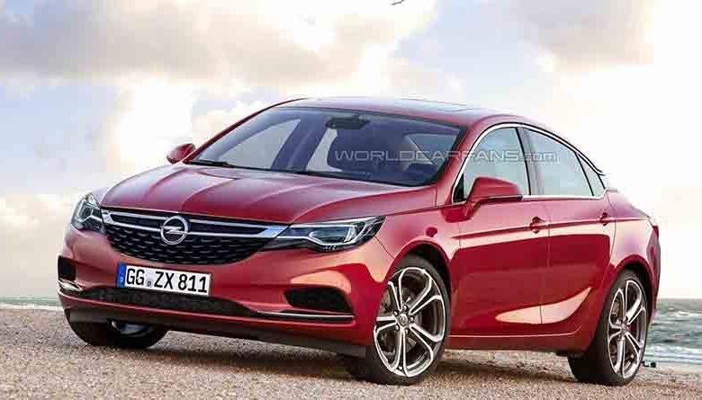 2017 Opel Insignia Sedan