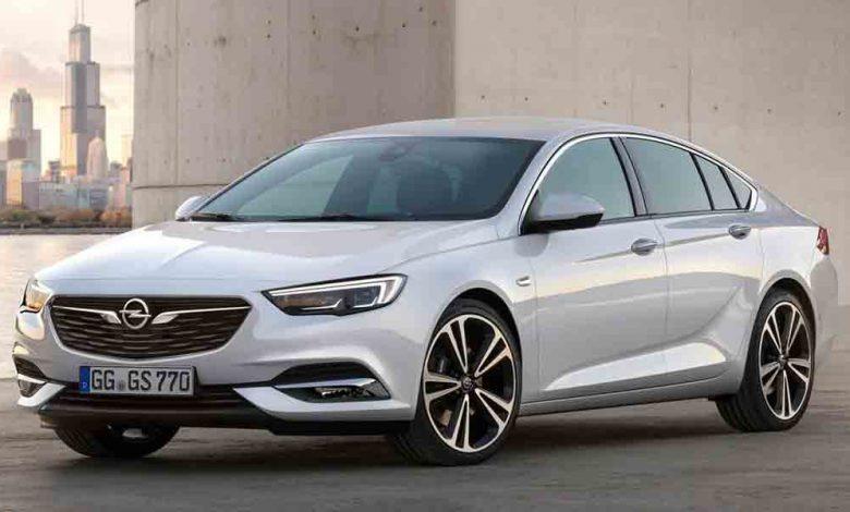 Opel Insignia'ya Yeni 2.0 BiTurbo Motor Seçeneği Eklendi