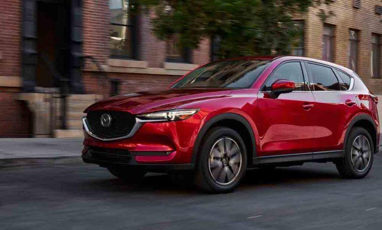 Mazda Güvenlikten Tam Not Aldı
