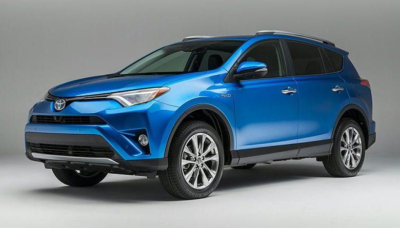 Yeni Toyota RAV4 Modelinden Detaylar Belli Oluyor