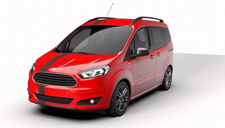 2018 Ford Tourneo Connect ve Courier Modellerine Yeni Motor Seçeneği