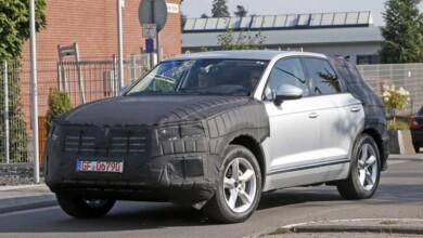 2019 Volkswagen Touareg Görüntülendi