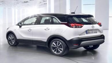 Yeni Opel Crossland X'e LPG'li Versiyon Ekleniyor
