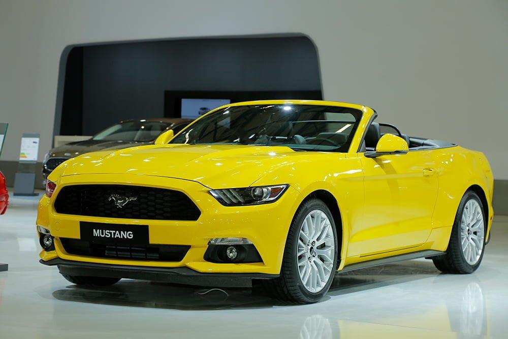 Ford Mustang - 2020 - 2021 model arabalar, fiyat ve ...