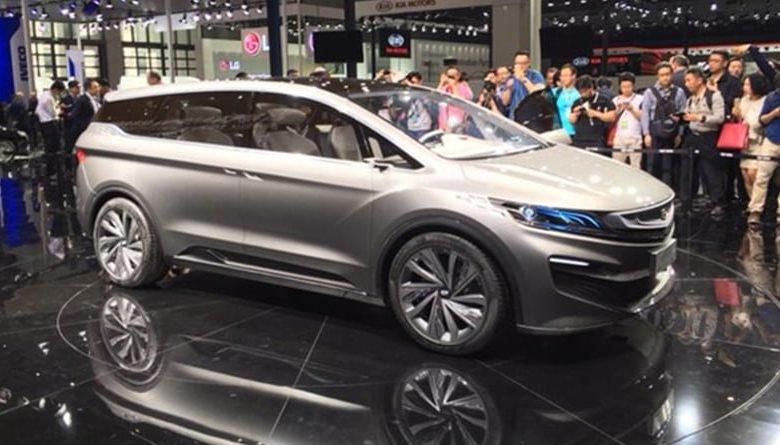 Photo of Geely MPV Konsepti Şangay Otomobil Fuarı'nda Tanıtıldı