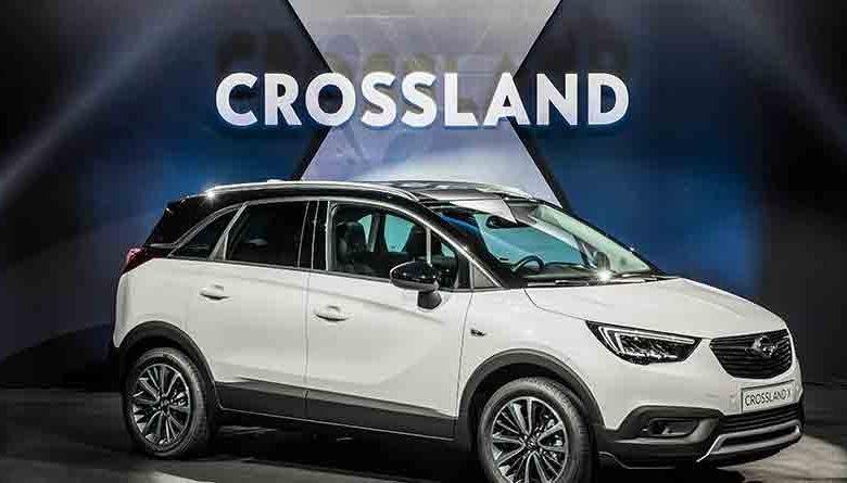 2017 Opel Crossland X Turkiye Fiyati
