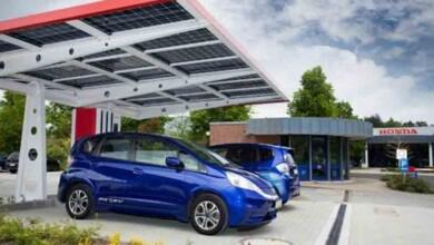 Elektrikli Araçlara Ücretsiz Şarj İstasyonu Yapıldı