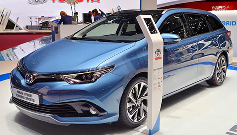 Toyota-Mazda Ortaklığı