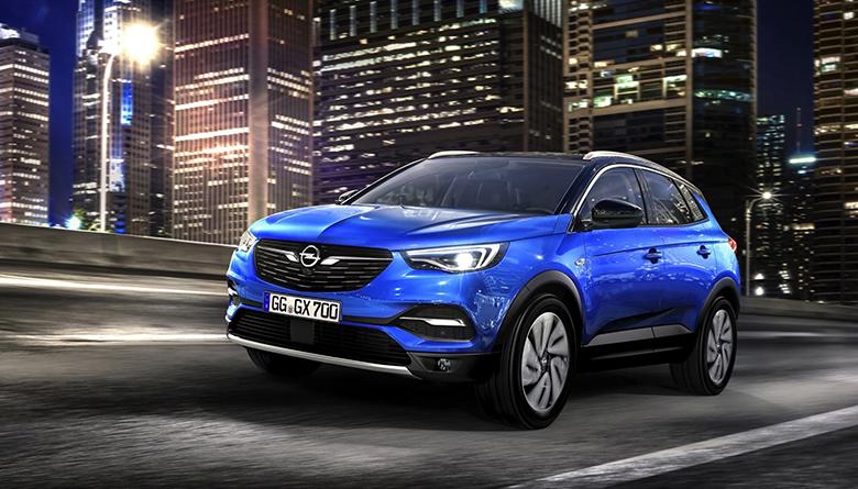Yeni Opel Grandland X SUV Segmentinde Markayı Ön Plana Çıkarıyor