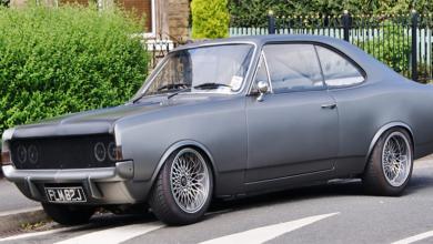 Opel-Commodore