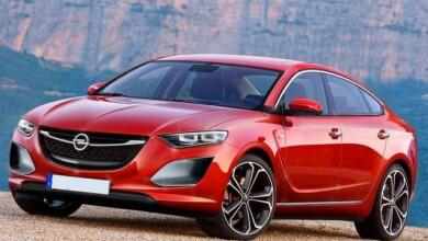 2017 Opel Insignia GS