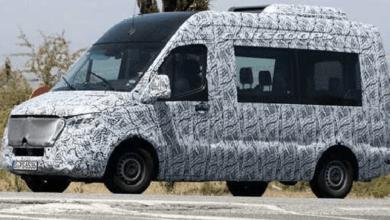 2018 Mercedes Sprinter Hibrit Motorla mı Geliyor?