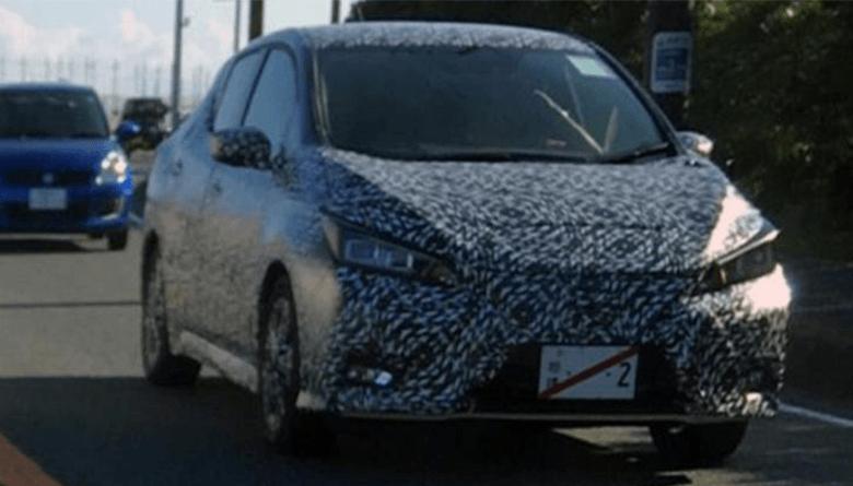 2018 Nissan Leaf (Elektrikli) - Son Detaylar