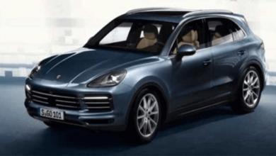 2018 Porsche Cayenne'den İlk Fotoğraf Yayınlandı