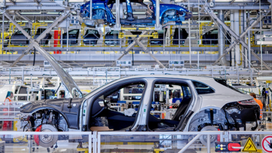 Yeni Porsche Panamera Sport Turismo Üretimine Başlandı