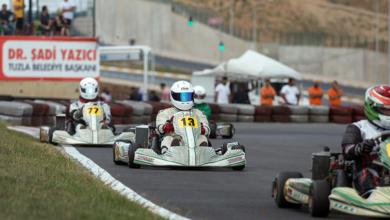 Bursa'da Karting Heyecanı Başlıyor