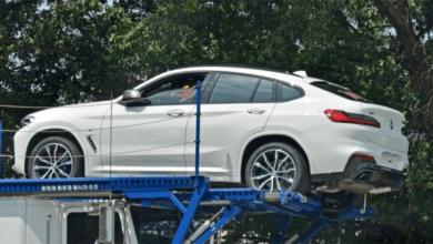 Yeni BMW X4 Kamuflajsız Olarak Görüntülendi