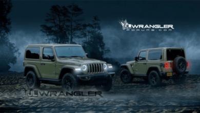 Yeni Jeep Wrangler