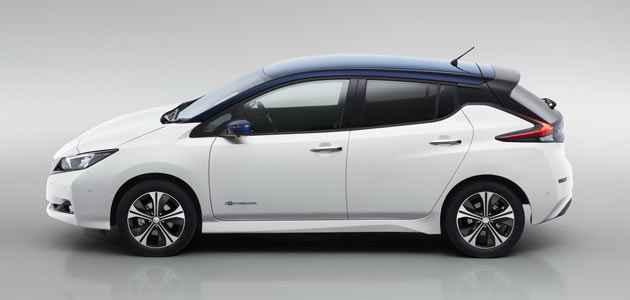 2018 Nissan Leaf (Elektrikli)