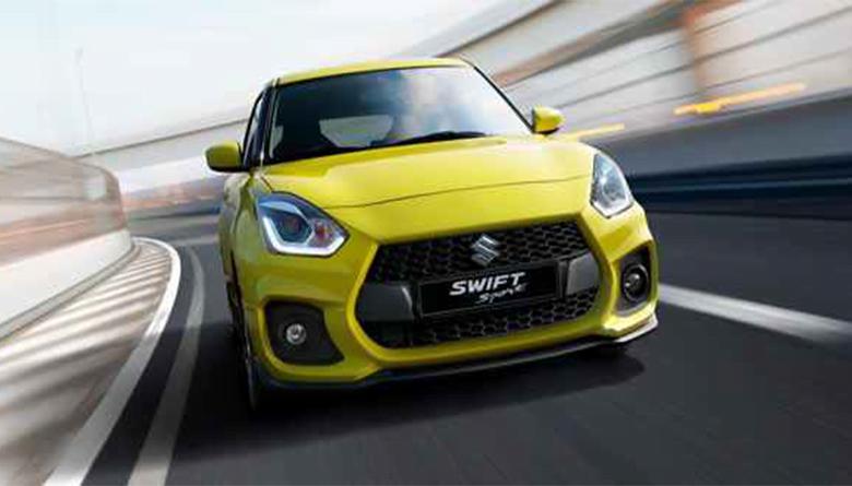2018 Suzuki Swift Sport Frankfurt'ta Tanıtıldı