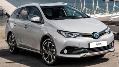 2018 Toyota Auris Touring Sports Freestyle