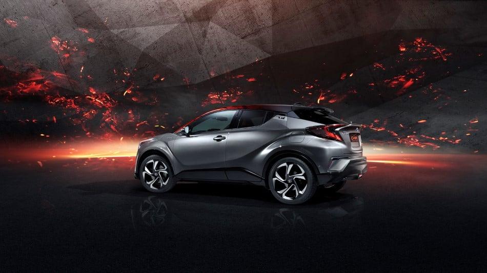 2018 Toyota C-HR Hy-Power Konsepti