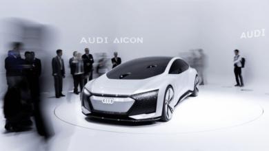 Audi'den Geleceğin Otomobili: Aicon