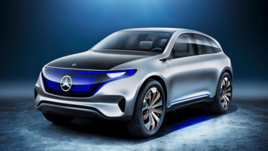 Mercedes-Elektrikli-Otomobil