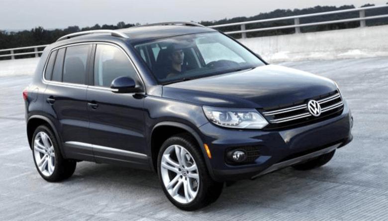 Volkswagen Kompakt Crossover Model