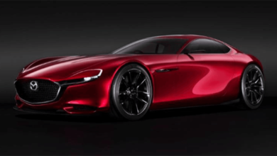 Yeni Nesil Mazda Rotary Motor Yolda