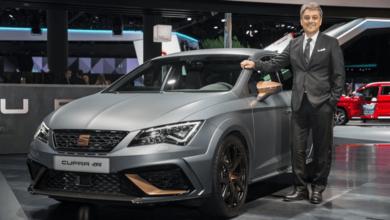 Yeni Seat Leon Cupra R Frankfurt'ta Tanıtılıyor