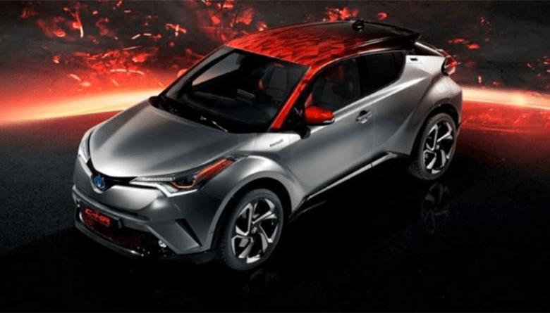 Yeni Toyota C-HR Hy-Power Konsepti