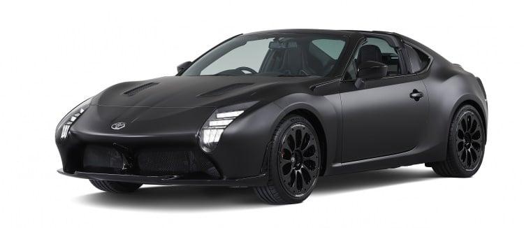 Yeni Toyota GR HV Sports