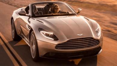 2018 Aston Martin DB11 Volante Fiyatı ve Özellikleri