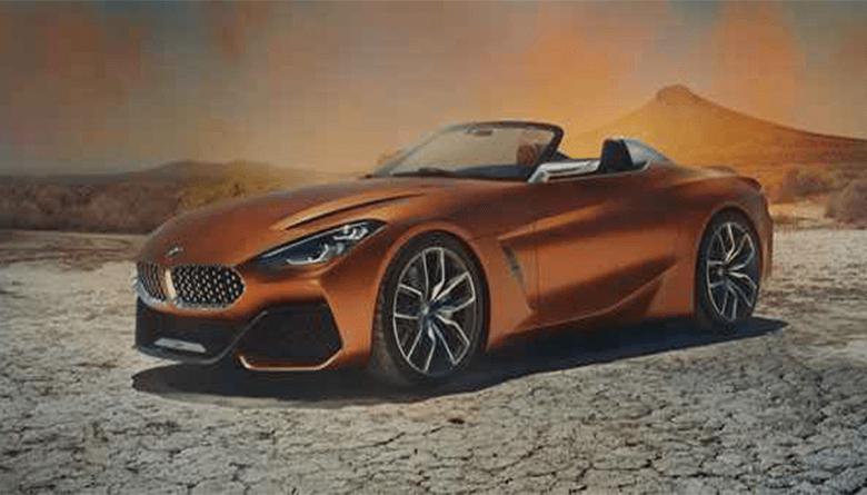 2018 BMW Z4 Fiyatı ve Özellikleri