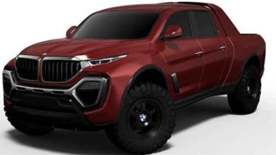 BMW Pick Up (Pikap) Model