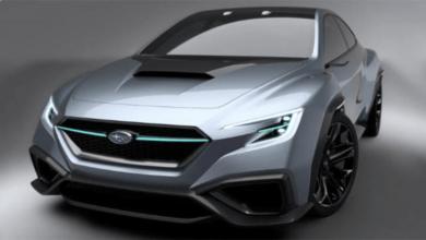 Subaru Viziv Performance Konsepti Tanıtıldı