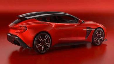Yeni Aston Martin Vanquish Zagato Shooting Brake Tanıtıldı
