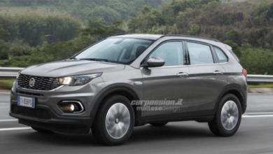 Yeni Fiat C-SUV Modelinin Dijital Çizimleri Yayınlandı