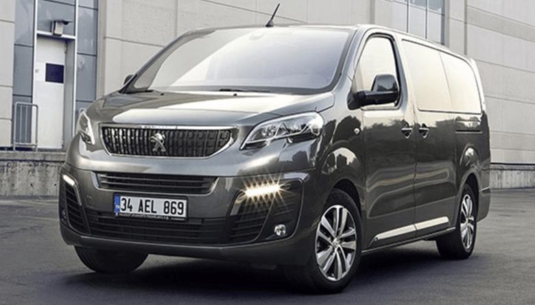Yeni Peugeot Expert Traveller Türkiye Fiyatı Açıklandı