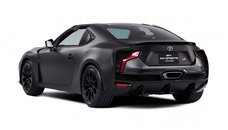 Yeni Toyota GR HV Sports Sürpriz İle Geliyor