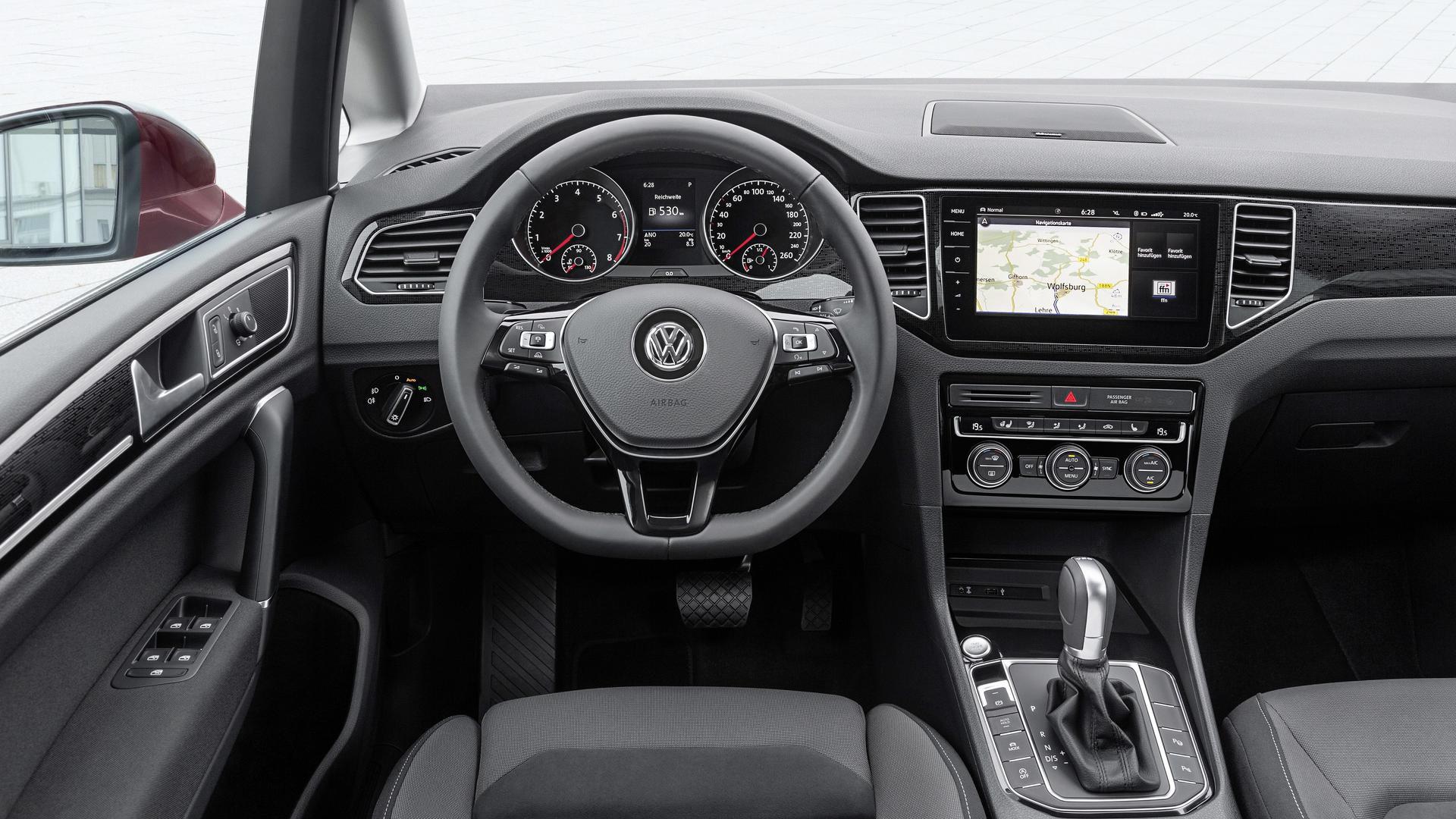 Yeni Volkswagen Sportsman - İç Mekan