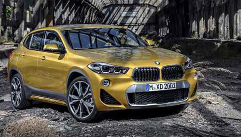 2018 BMW X2'nin Piyasaya Çıkış Tarihi Belli Oluyor
