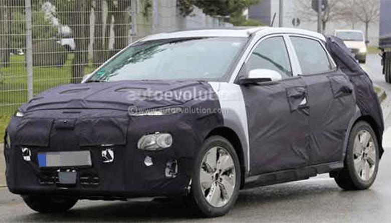 2018 Hyundai Kona (Elektrikli) Görüntülendi
