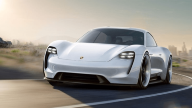 2019 Porsche Mission E (Elektrikli)