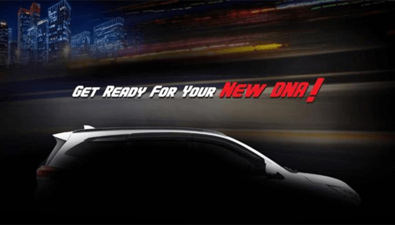Yeni Daihatsu Terios Modelinden Yeni Bir Teaser Yayınlandı