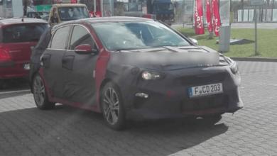 Yeni Kia Cee'd Test Sürüşleri Esnasında Görüntülendi