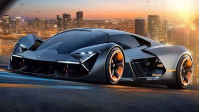 Lamborghini Terzo Millennio Concept Modelini Tanıttı