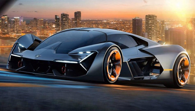 Photo of Lamborghini Terzo Millennio