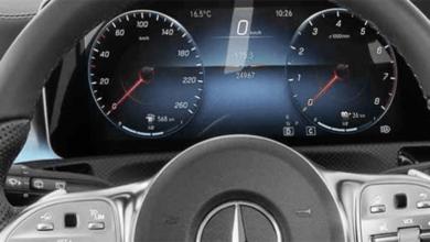 2018 Mercedes A Serisi'nin İç Mekanı Görüntülendi